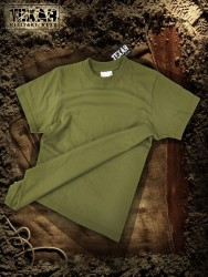 T-shirt TEXAR Oliv