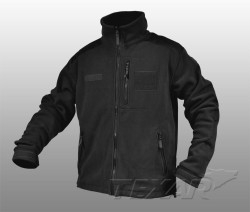 Bluza Polar TEXAR ECWCS II Black