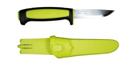 Nóż MORA BASIC 511 2017 Carbon Steel Lime