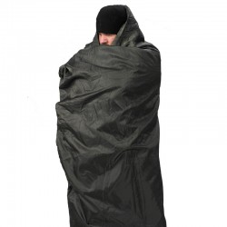 Koc SNUGPAK JUNGLE BLANKET Black