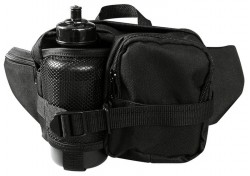 Torba na pas z bidonem COMMANDO Black