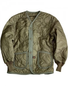 Podpinka ALPHA INDUSTRIES do M-65 Olive